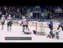 Хоккеисты нижегородского клуба «Торпедо» уступили казанскому «Ак Барсу» со счетом 2:4