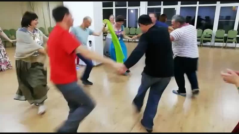 Почти лезгинка) Слет КД 2018