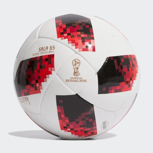 Telstar Мечта - мяч для мини-футбола 2018 FIFA World Cup Russia™ Knockout