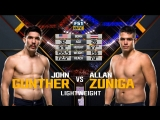 The Ultimate Fighter 27 — FINALE John Gunther vs. Allan Zungia