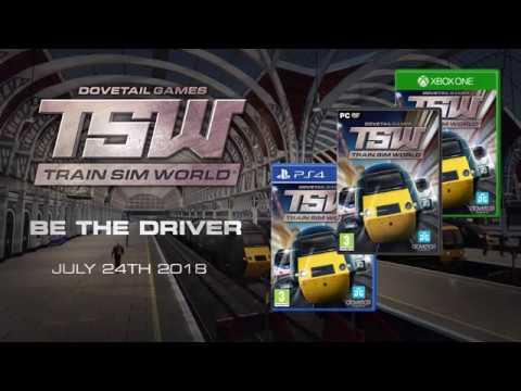 Train Sim World Dovetail Games Maximum Games PEGI PS4 X1
