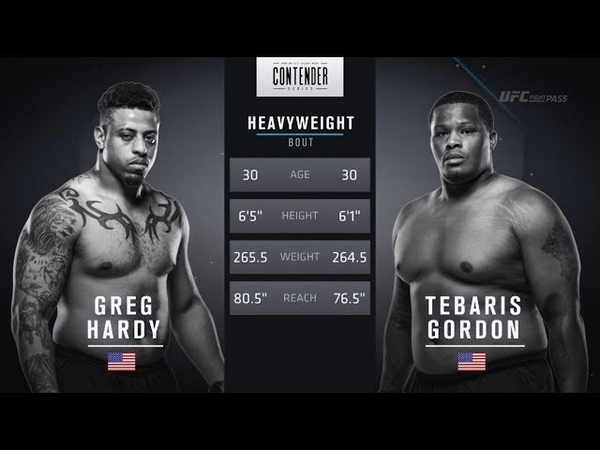 FREE FIGHT Hardy's Second Fight Second Knockout DWTNCS Week 8 Contract Winner Season 2
