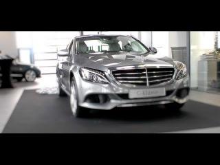 Обзор нового Mercedes-Benz C Класса, 4 поколение 2014. Destacar GmbH - Автомобили из Германии