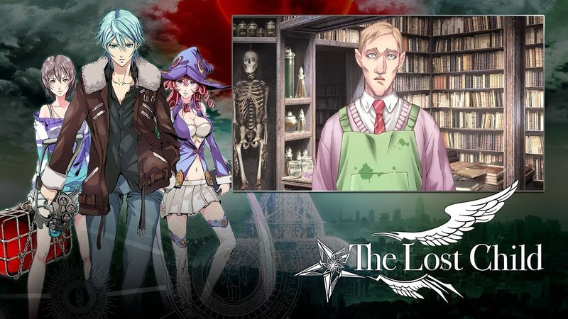 """The Lost Child - """"That's just the way I am."""" (Nintendo Switch, PS4, PSVita (Digitally))"""