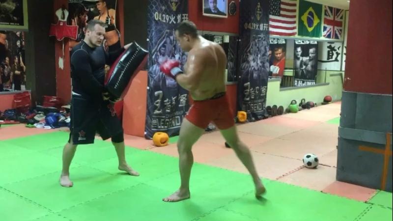 Сергей Шеметов Shembros Fight Academy