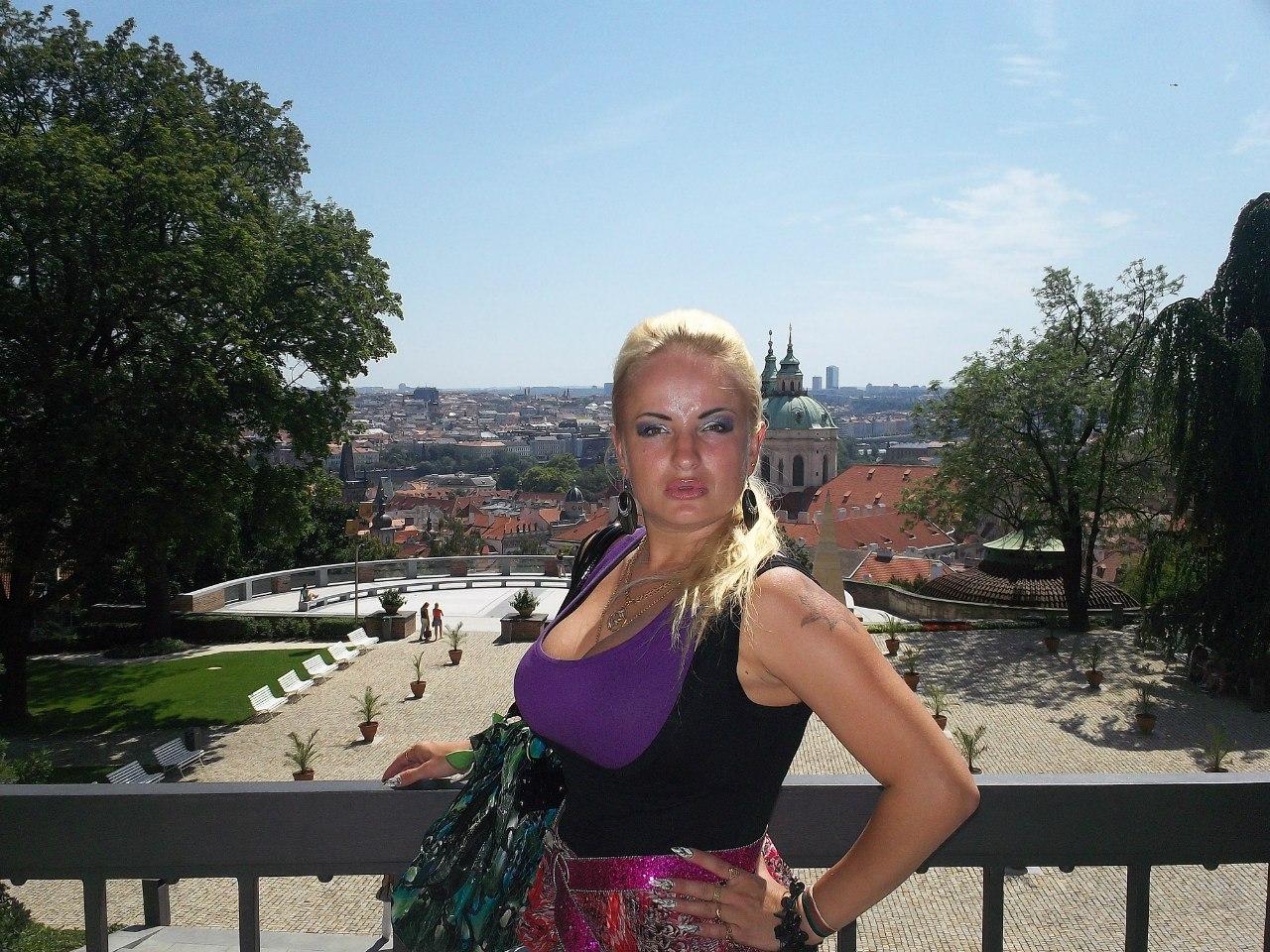 Елена Руденко ( Valteya ) . Чехия. Прага. Лето 2012. K8Uj8MA2Q9Q