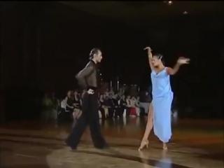 Танец Румба.