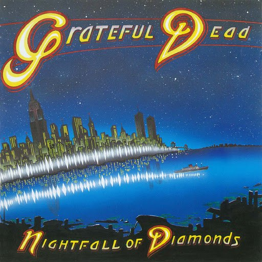 Grateful Dead альбом Nightfall Of Diamonds
