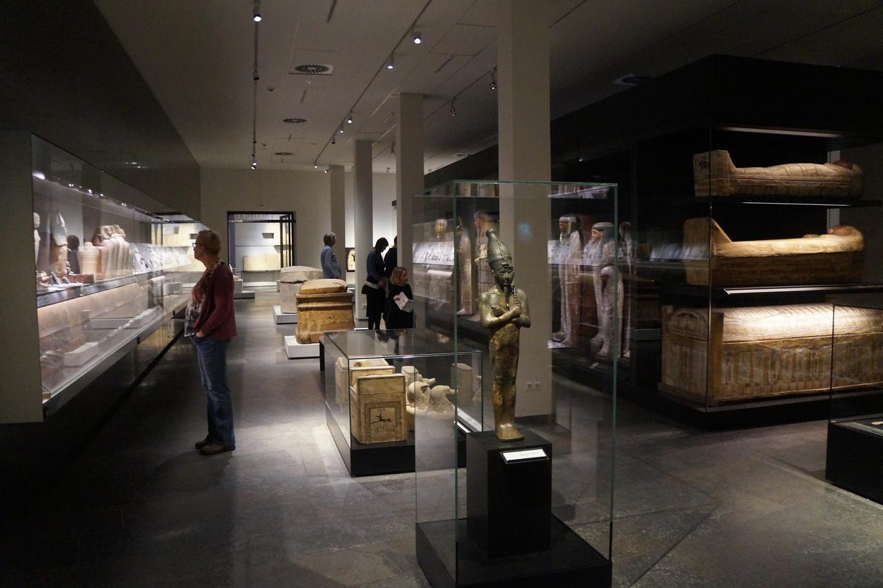 Лейденский музей - лучший египетский музей