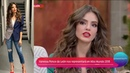 Vanessa Ponce de León MISS MÉXICO 2018   Entrevista para IMAGEN TV