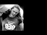 Reebok athletes Annie Thorisdottir and Sam Briggs ready for the 2014 Reebok CrossFit Games