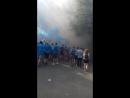 фанаты зенита идут на футбол
