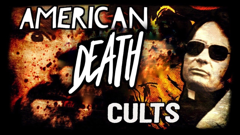 American Death Cults Charles Manson Jim Jones The Process Church смотреть онлайн без регистрации