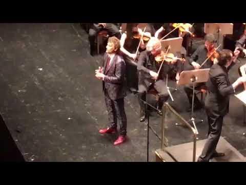 Jonas Kaufmann : Traume ,Wesendonk lieder . Teatro Real 25.7.2018