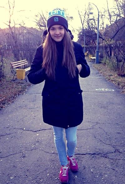 Анна Комарова, 14 ноября , Абакан, id77175185