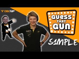 Guess That Gun Ep. 15 | The Falling AWPer | s1mple