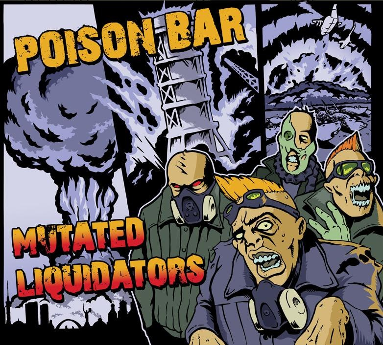 "Poison Bar - ""Mutated Liquidators""!"