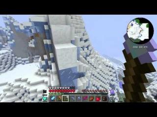 Minecraft [Пиратские Приключения] #16 - Как Ходить По Воде! Мистик и Лаггер