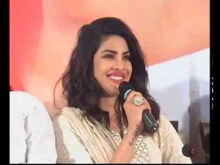 Priyanka Chopra in Patna for Bhojpuri film -बम- बम बोल रहा है काशी - Promotion-03
