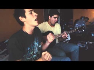 Влад Симон - Песня про Педофилов (чистая Импровизация)