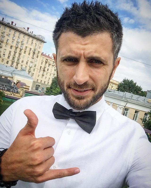 Ruslan Druzhkov | Москва