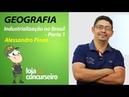 Geografia Industrialização no Brasil Concurso da PMPA 2016