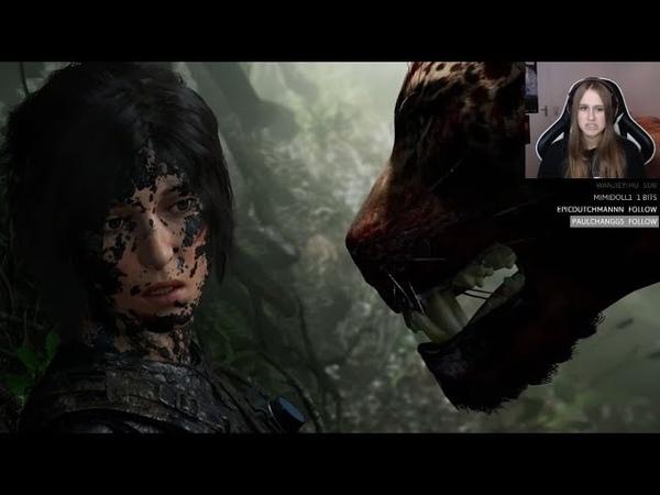 спс. Солнышко love . Буду ждать следующий Shadow of the Tomb Raider Gameplay Walkthrough Part 1
