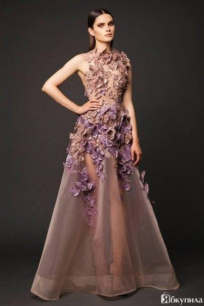 Потрясающая коллекция от Elio Abou Fayssal Couture.