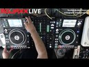 Drum Bass mix with Denon DJ SC5000 Prime and X1800 Prime