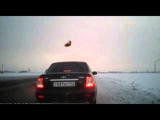 Подборка аварий на российских дорогах Пьяный водитель