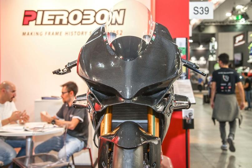 EICMA 2018: супербайк Pierobon X85R (больше фото и инфо)