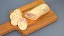 Вот самый простой рецепт домашней колбасы
