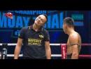 Падения на настил и Гуманный Реф Max Muay Thai