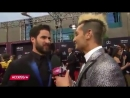 ACCESS HOLLYWOOD- Darren Criss On His Met Gala Outfit, His Upcoming Tour With 'Glee' Co-Star Lea Michele