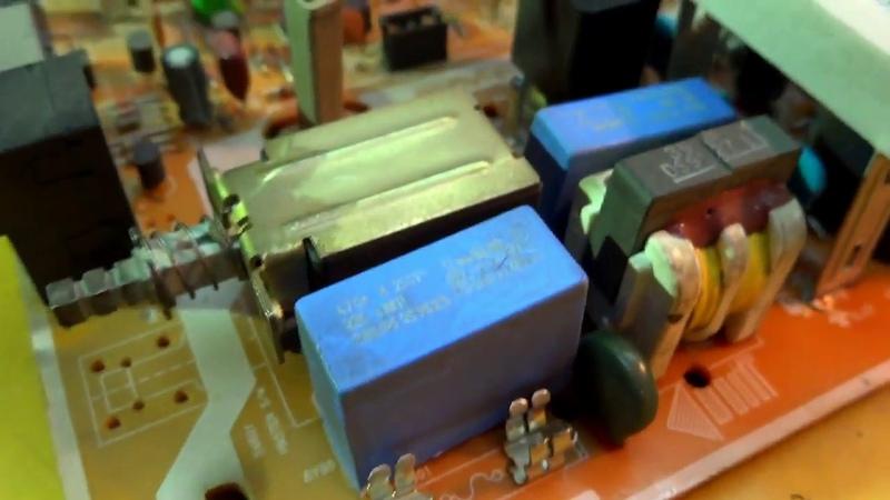 Ремонт телевизора Samsung Ck 5035ZR Курсы телемастеров