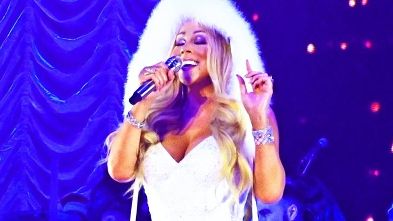 Mariah Carey - Silent Night Live In Nottingham (9th Dec. 2018)