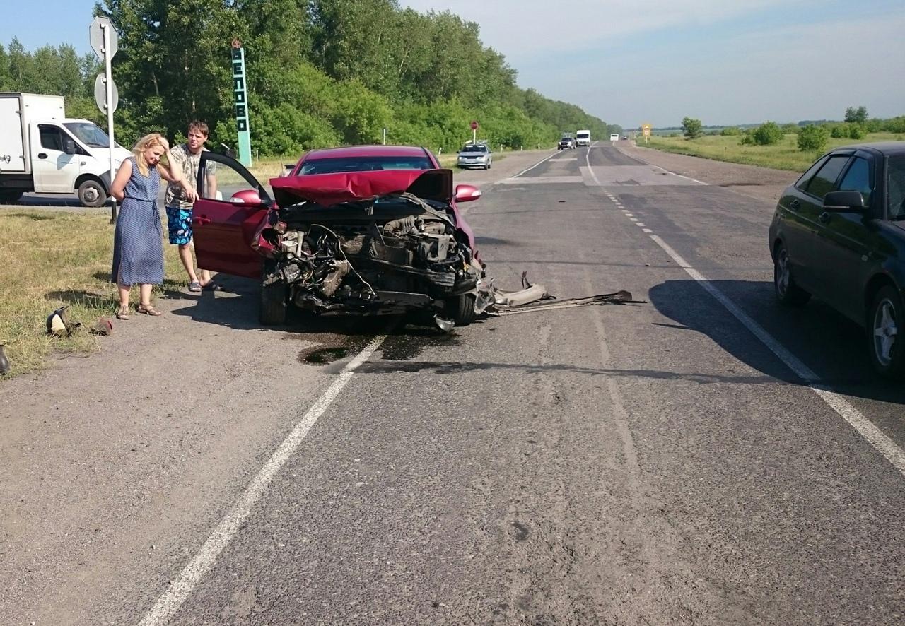 U0zFT dQmQY - ДТП Старая трасса...перед поворотом на Бабанаково 2 пострадавших
