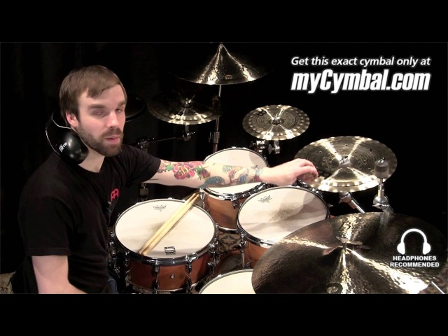 Meinl Generation X Filter China Cymbal Stack - Played by Pete Towle (GX-12FCH/GX-14FCH-J-1031413FF)