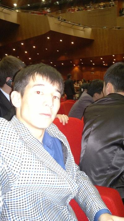 Мухаддас Мансуров, 1 января 1994, Балашов, id194003307