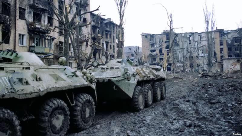 Первая Чеченская война Грозный