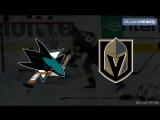 San Jose Sharks – Vegas Golden Knights, 27.04.2018