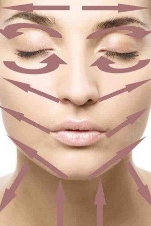 как правильно наносить основу под макияж проблемной кожи видео