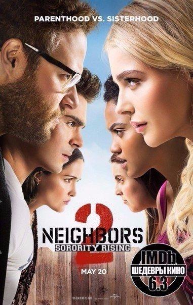Соседи. На тропе войны 2 (2016)