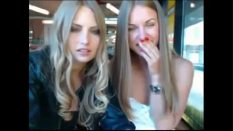 Categories Public, Striptease, Small Tits, Webcam - TWO GIRLS TAKING OFF THEIR CLOTHES IN PUBLIC CAFE WHILE BEING WATCHED full h