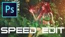 Speed Edit - Poison Ivy