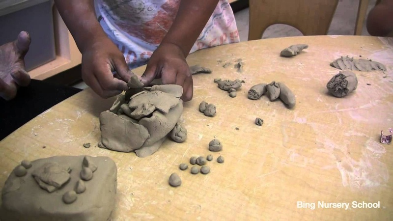 Molding the Future: Child Development Through Work with Clay
