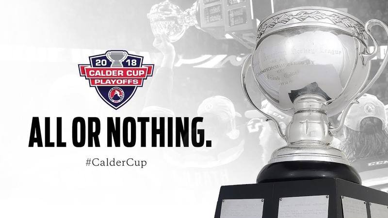 AHL Calder Cup Marlies at Stars Game 3 June 5, 2018 Game Highlights