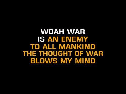 Edwin Starr - War (Karaoke)