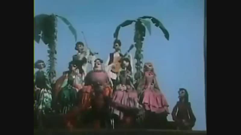Кукольный спектакль - Необыкновенный концерт