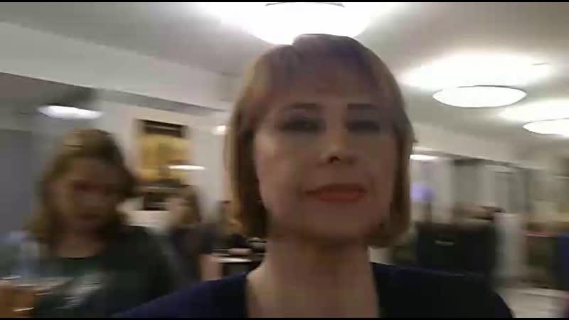 Москва Театр ОПЕРЕТТЫ Анна Каренина